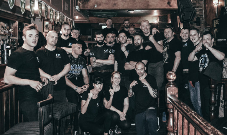 Bar Fight Seminar, April 2018