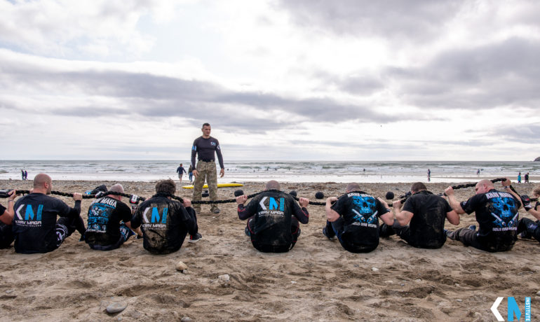 Annual Krav Maga Beach Training August 2018