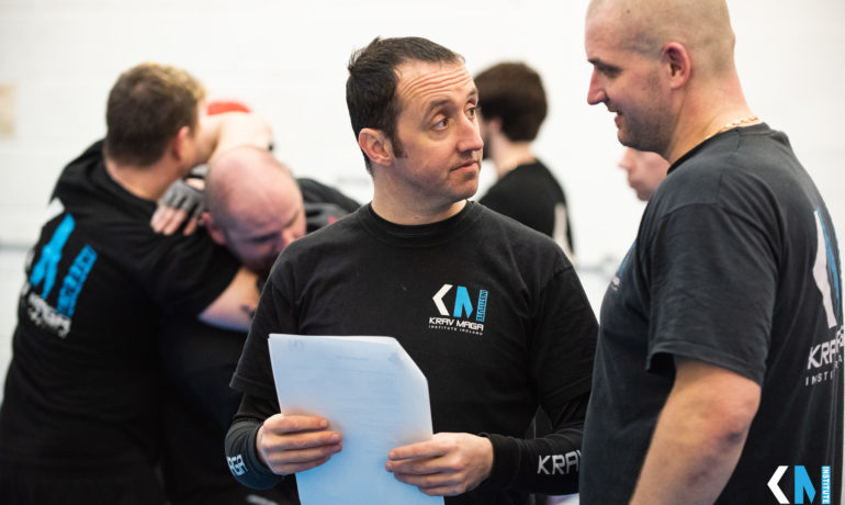 Krav Maga Pre Grading Workshop in Waterford