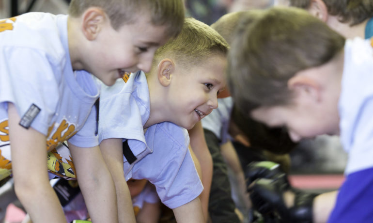 How Krav Maga for Children Teaches Discipline & Structure