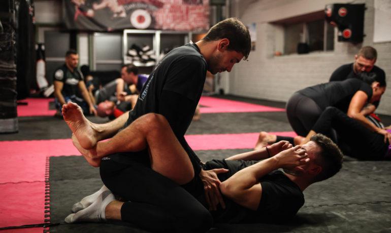 Institute Krav Maga Combat Sport