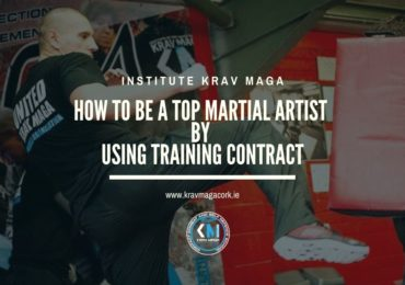 How To Be a Top Martial Artist by Using Training Contract